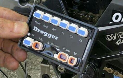 データロガー「Drogger」