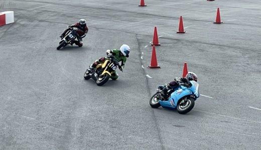 【下剋上レース】初レースでグロムが2位と3位を獲得!(S-1 GP Okinawa)